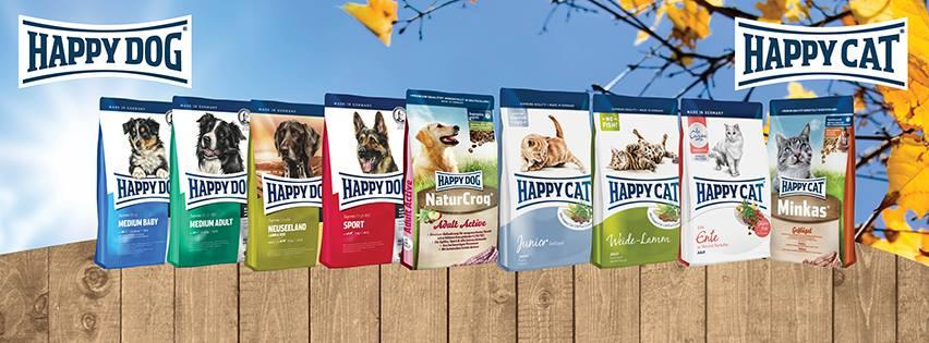 Happy Dog – Happy Cat